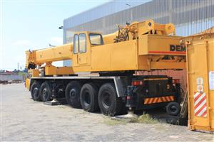 Demag 90 Ton Crane