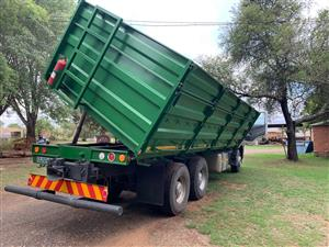 Mass Sides Side Tipper Unit