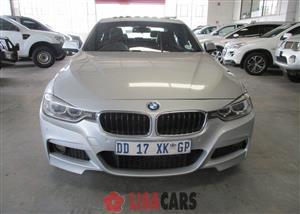 2014 BMW 3 Series 320d M Sport sports auto