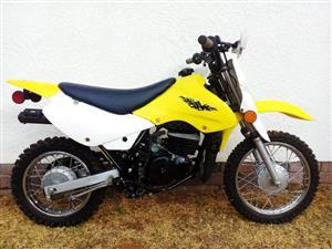 2006 Suzuki AX100