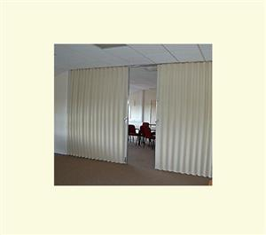 Wood and vinyl Folding Doors for sale