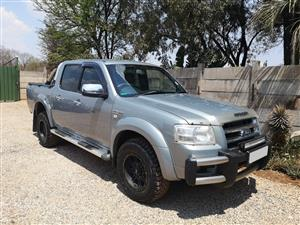 2009 Ford Ranger 3.0TDCi double cab Hi trail XLE
