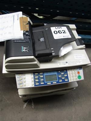OLIVETTI D-COPIA 18MF Printer - ON AUCTION