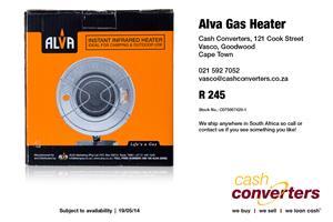 Alva Gas Heater