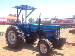 Blue Landini 7860 2x4 Pre-Owned Tractor