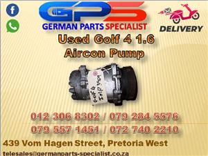 Used VW Golf 4 1.6 Aircon Pump for Sale
