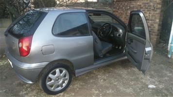 2005 Fiat Palio 1.2 EL 3 door