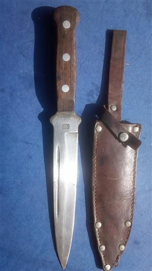 Solwa Solingen Germany Knife to swop or offers