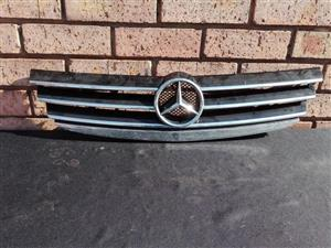 Mercedes Benz A class W168 Main grill