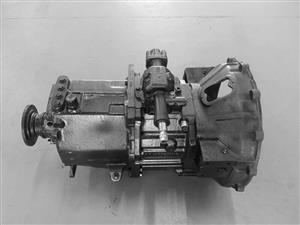 Tata 1518 GB600 Gearbox and diff for sale.