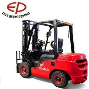 EP FORKLIFTS