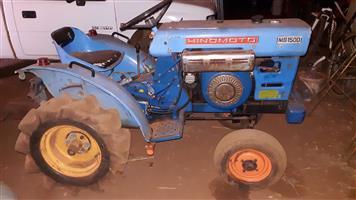 Hinomoto MB 1500 Small Tractor