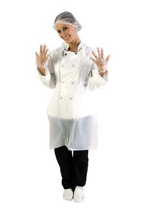 DISPOSABLE APRONS  P
