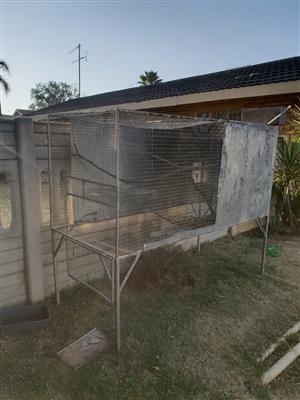 Bird cage large