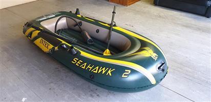 Groot Seahawk Roeiboot te Koop
