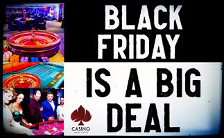 Hire a Casino for a party - Casino Themed party hire with blackjack, roulette and poker