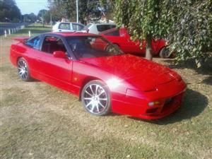 1998 Nissan 200 SX
