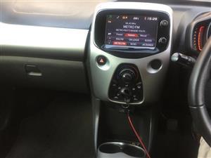 2017 Toyota Aygo hatch AYGO 1.0 (5DR)