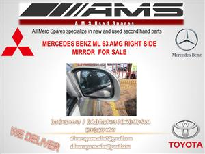 MERCEDES BENZ ML 63 AMG RIGHT SIDE MIRROR FOR SALE