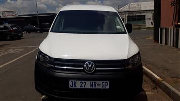 2018 VW Caddy panel van CADDY 1.6i (81KW) F/C P/V