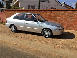 2003 Hyundai Accent 1.6 GLS high spec