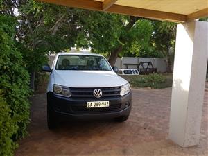2012 VW Amarok 2.0TDI 90kW