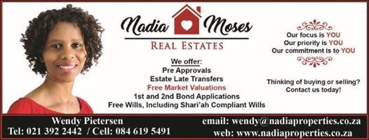 MARINDA HEIGHTS EERSTERIVER - CONSIDERING SELLING YOUR HOUSE?