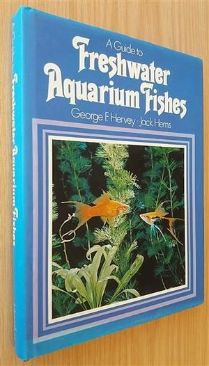 A guide to freshwater aquarium fishes.
