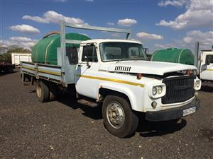 NISSAN UG780 6 Ton Watertank Dropsides Pre-Owned Other