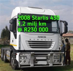 2008 Starlis 430