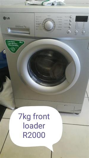 7kg Frontloader