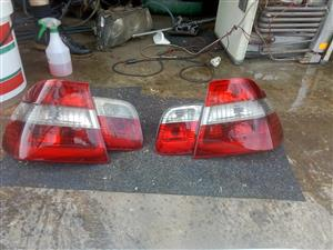 BMW lights