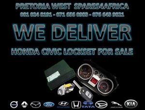 Honda Civic lock sets for sale 2008