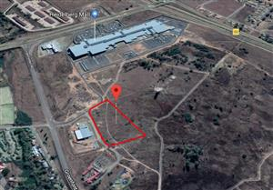 PRIME COMMERCIAL LAND FOR SALE!!!