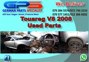 VW Touareg V8 2008 Used Spares