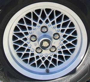 Jaguar Lattice Wheels -WANTED-