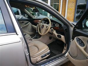 2004 Rover 75 1.8T Club automatic