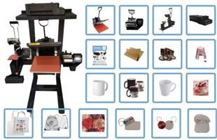 Start your own Sublimation Printing Business