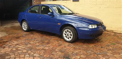 2000 Alfa Romeo 156 2.0 Twin Spark Lusso