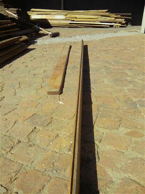 83mm Oregon pine flooring for sale