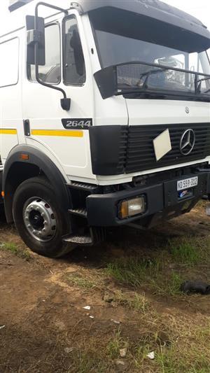 Mercedes Powerliner 2644 (G Cab)