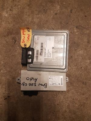 BMW 325i E91  ECU kit