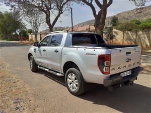 2012 Ford Ranger 3.2 double cab Hi Rider Wildtrak