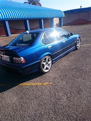1996 BMW 3 Series 318i M Sport