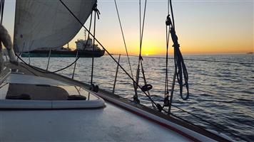 A third share in Yacht Rocket For Sale, Ideal for Cape to Rio