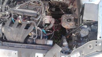 peogeot 306 engine