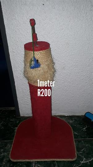 1 Meter red stand for sale