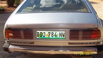 1985 Rover 75 2.5 V6 Connoisser SE