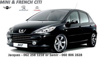 Peugeot 307 1.6 16V 10FX Gearbox for sale
