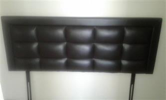 Black headboard for sale